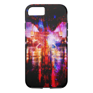 Rainbow Universe Bridge iPhone 7 Case