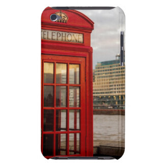Red Phone Booth - London UK Case-Mate iPod Touch Case
