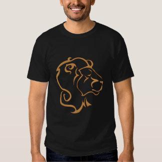 Regal Lion Silhouette Tshirt