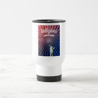 Religious Liberty 15 Oz Stainless Steel Travel Mug
