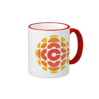 Retro 1974-1986 ringer coffee mug