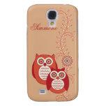 Retro Owls 3G/3GS