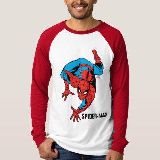 Retro Spider-Man Wall Crawl Shirt