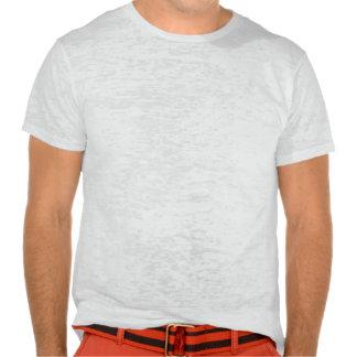 Rétro torche (burn-out) t shirts