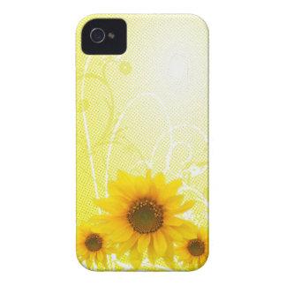 Rêve de tournesol [iphone4] étuis iPhone 4