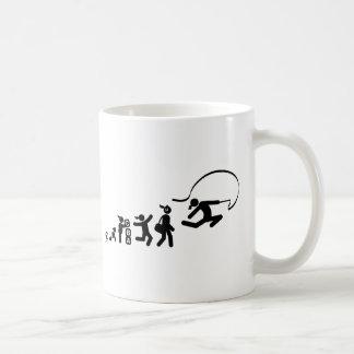 Rhythmic Gymnastic Classic White Coffee Mug
