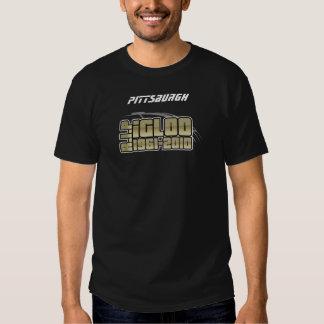 RIP Igloo Black  T (Pittsburgh) Tshirts