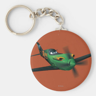 Ripslinger 1 basic round button keychain