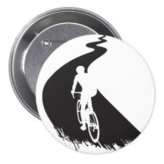 Roadie 3 Inch Round Button