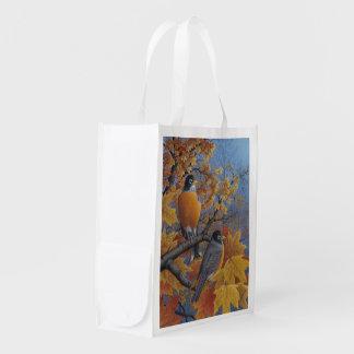 Robins Reusable Grocery Bag