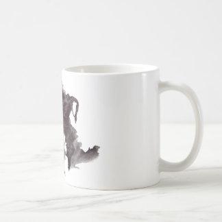 Rorschach Blot 4 Classic White Coffee Mug