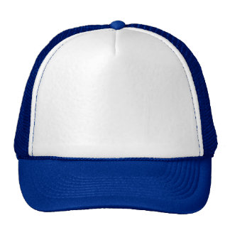 Royal Blue 12 other color choices template fun Trucker Hat