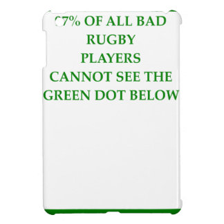 RUGBY CASE FOR THE iPad MINI