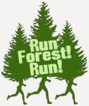 Run Forest Run Shirts
