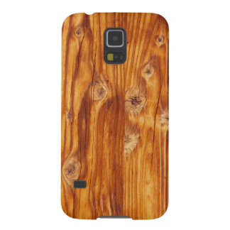 Rustic Wood Background - Samsung Galaxy S5 Case