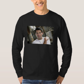 Ryan Kelly Music - Long Sleeve Blk - PlainWhiteT Tshirts