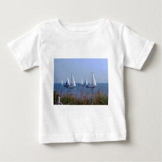 Sails on the Chesapeake T-shirts