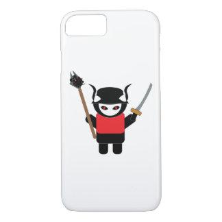 Samurai Kitty iPhone 7 Case