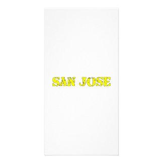 San Jose Photo Card