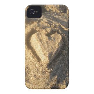 Sand Heart Blackberry Bold Case