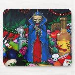Santa Muerte Mousepad