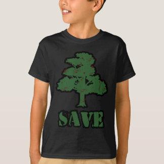 Save The Trees Tee Shirts