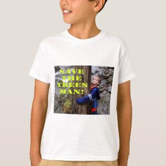 Save the Trees Tshirts