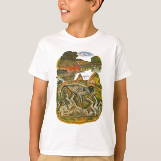 Scenes from Aesop's fables Tee Shirt
