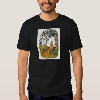 Scenes from Aesop's fables Tee Shirts