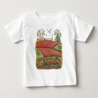 Scenes from Aesop's fables Tshirt