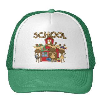 School - Giraffe Tshirts and Gifts Trucker Hat