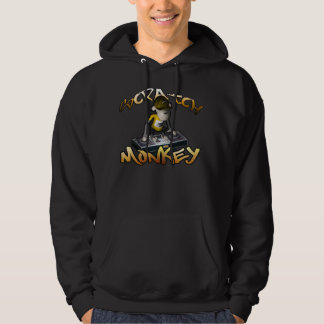 Scratch Monkey Hoodie