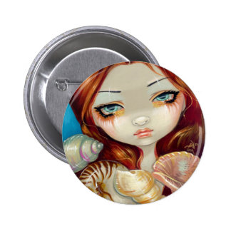"""Seashell Beauty"" Button"