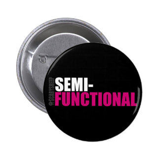 Semi-Functional 2 Inch Round Button