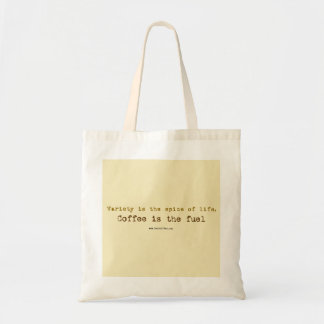 Send Coffee slogan - tote Budget Tote Bag
