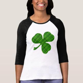 Shamrock Women's Bella 3/4 Sleeve Raglan T-Shirt