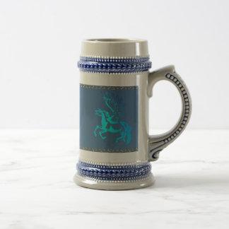 Simple Pegasus 18 Oz Beer Stein