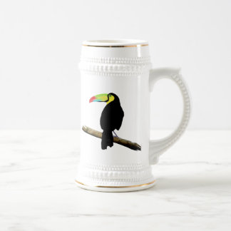 Simple Toucan 18 Oz Beer Stein