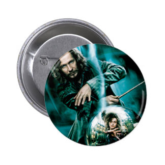 Sirius Black and Bellatrix Lestrange 2 Inch Round Button