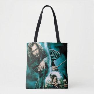 Sirius Black and Bellatrix Lestrange Tote Bag