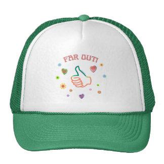 Sixties Far Out Trucker Hat