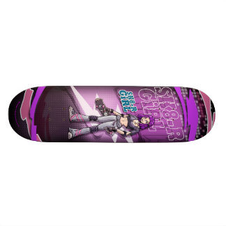 SK8-R WINK GiRL Skateboard Deck