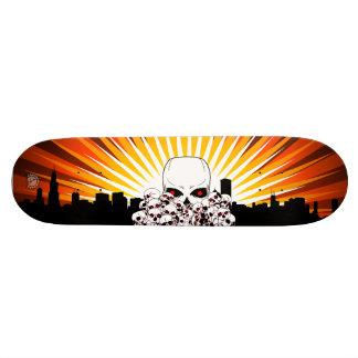 Skull City Skateboard Decks