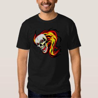 Skulls and Tikis Tees
