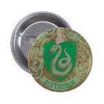 Slytherin Crest HPE6 2 Inch Round Button