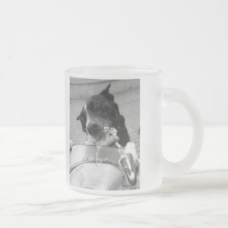 Small Frosty Customized Photo Mug