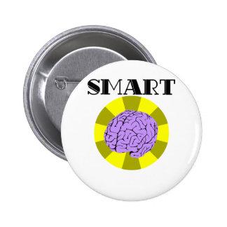 Smart 2 Inch Round Button