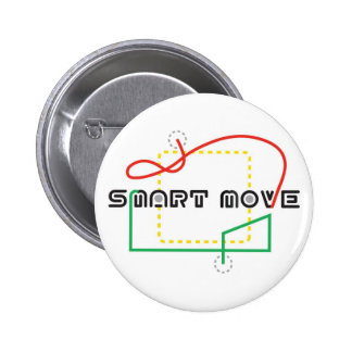 Smart Move 2009 FLL 2 Inch Round Button