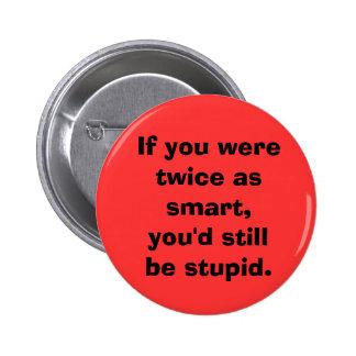 Smart x2 2 inch round button