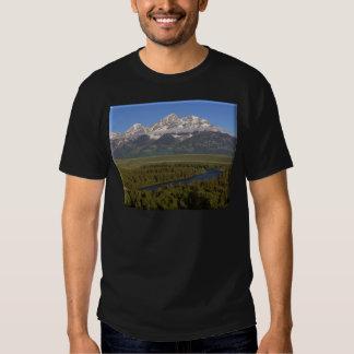 Snake River Grand Tetons Shirts